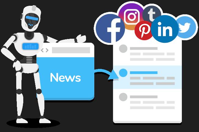 News Stream Social Media